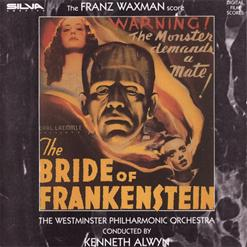 The Bride Of Frankenstein / Невеста Франкенштейна