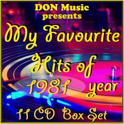 My Favourite Hits of 1981 [11CD]