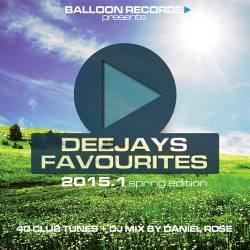 Deejays Favourites 2015.1 (Spring Edition)